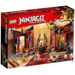 70651 STARCIE W SALI TRONOWEJ (Throne Room Showdown) KLOCKI LEGO NINJAGO Kompletne zestawy