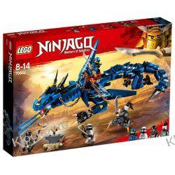 70652 ZWIASTUN BURZY (Stormbringer) KLOCKI LEGO NINJAGO Playmobil