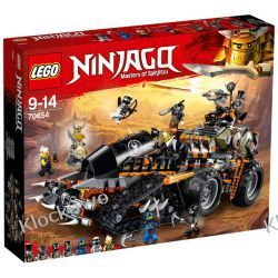 70654 DIESELNAUTA (Dieselnaut) KLOCKI LEGO NINJAGO Kompletne zestawy