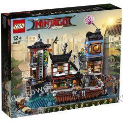 70657 DOKI W MIEŚCIE NINJAGO® (NINJAGO City Docks) - KLOCKI LEGO EXCLUSIVE Kompletne zestawy