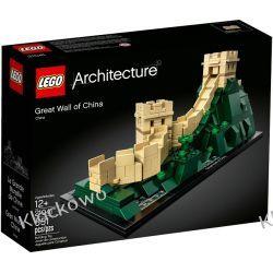 21041 WIELKI MUR CHIŃSKI (Great Wall of China) KLOCKI LEGO ARCHITECTURE  Pozostałe
