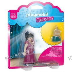 PLAYMOBIL 6881 FASHION GIRL: PARTY - FASHION GIRL Creator