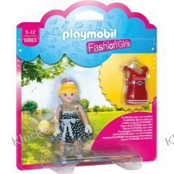 PLAYMOBIL 6883 FASHION GIRL: LATA 50 - FASHION GIRL Kompletne zestawy