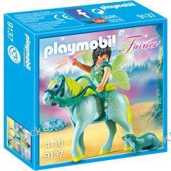 "PLAYMOBIL 9137 WRÓŻKA WODNA Z KONIEM ""AQUARIUS"" - FAIRIES Castle"