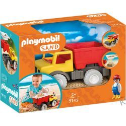 PLAYMOBIL 9142 DUMP TRUCK - SAND Friends