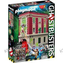 PLAYMOBIL 9219 POGROMCY DUCHÓW STRAŻ POŻARNA - GHOSTBUSTERS™ Playmobil