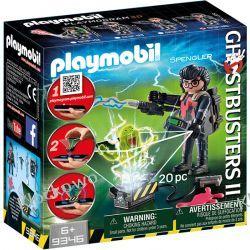PLAYMOBIL 9346 POGROMCA DUCHÓW EGON SPENGLER - GHOSTBUSTERS™ Playmobil