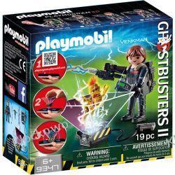 PLAYMOBIL 9347 POGROMCA DUCHÓW PETER VENKMAN - GHOSTBUSTERS™ Friends
