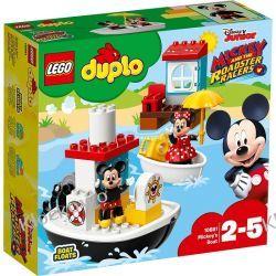 10881 ŁÓDKA MIKIEGO (Mickey's Boat) - KLOCKI LEGO DUPLO Ninjago