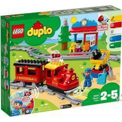 10874 POCIĄG PAROWY (Steam Train) KLOCKI LEGO DUPLO  Kompletne zestawy