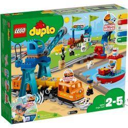 10875 POCIĄG TOWAROWY (Cargo Train) KLOCKI LEGO DUPLO  Kompletne zestawy