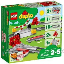 10882 TORY KOLEJOWE (Train Tracks) KLOCKI LEGO DUPLO  Friends