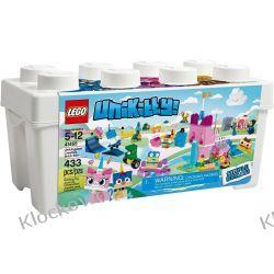 41455 KREATYWNE PUDEŁKO Z KLOCKAMI Z KICIOROŻKOWA (Unikingdom Creative Brick Box) KLOCKI LEGO UNKITTY Kompletne zestawy