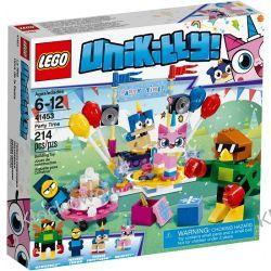 41453 CZAS NA IMPREZĘ (Party Time) KLOCKI LEGO UNKITTY Playmobil