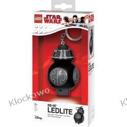 LEGO STAR WARS LATARKA LED BB-9E