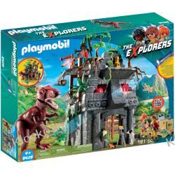 PLAYMOBIL 9429 OBOZOWISKO Z T-REXEM - THE EXPLORERS Minifigures