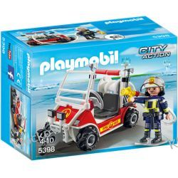 PLAYMOBIL 5398 LOTNISKO Z WIEŻĄ KONTROLNĄ - CITY ACTION Playmobil