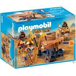 PLAYMOBIL 5388 EGIPCJANIE Z WYRZUTNIĄ - HISTORY Pozostałe