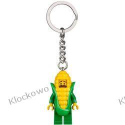 853794 BRELOCZEK CZŁOWIEK KUKURYDZA (Corn Cob Guy Keychain) - LEGO®