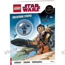 LEGO® STAR WARS™. ODLOTOWE STATKI Książki dla dzieci i młodzieży