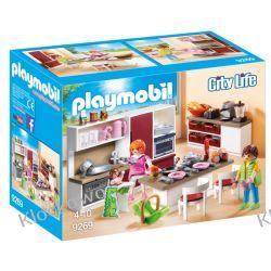 PLAYMOBIL 9269 DUŻA RODZINNA KUCHNIA - CITY LIFE Playmobil