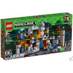 21147 PRZYGODY NA SKALE MACIERZYSTEJ (The Bedrock Adventures)- KLOCKI LEGO MINECRAFT Kompletne zestawy