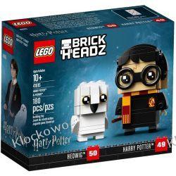 41615 Harry Potter™ i Hedwiga™  KLOCKI LEGO BRICKHEADZ  Harry Potter