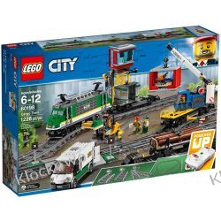 60198 POCIĄG TOWAROWY ( Cargo Train) KLOCKI LEGO CITY Friends