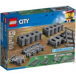 60205 TORY (Tracks) KLOCKI LEGO CITY