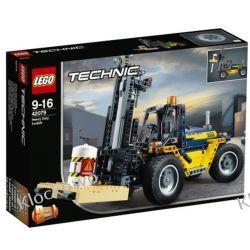 42079 WÓZEK WIDŁOWY (Forklift Truck) KLOCKI LEGO TECHNIC