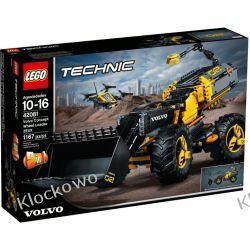 42081 VOLVO ŁADOWARKA KOŁOWA (Volvo Concept Wheel Loader ZEUX) KLOCKI LEGO TECHNIC Technic
