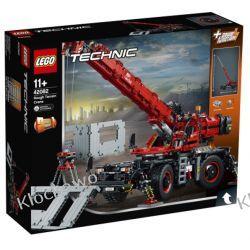 42082 DŹWIG (Rough Terrain Crane) KLOCKI LEGO TECHNIC Technic