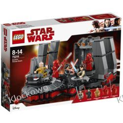75216 SALA TRONOWA SNOKE'A (Snoke's Throne Room) - KLOCKI LEGO STAR WARS