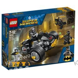 76110 BATMAN ATAK SZPONÓW (Batman: The Attack of the Talons) - KLOCKI LEGO SUPER HEROES Friends