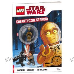 LEGO® STAR WARS™. GALAKTYCZNE STARCIA Książki dla dzieci i młodzieży