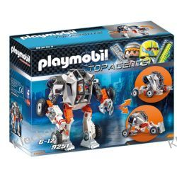 PLAYMOBIL 9251 ROBOT AGENTA T.E.C - TOP AGENTS