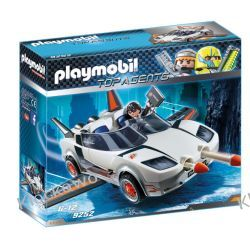 PLAYMOBIL 9252 AGENT P. I RACER - TOP AGENTS Friends