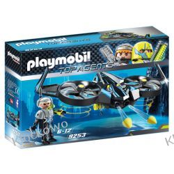 PLAYMOBIL 9253 MEGA DRON - TOP AGENTS