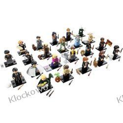 71022 MINIFIGURKI KOMPLET 21 SZT - KLOCKI LEGO MINIFIGURKI