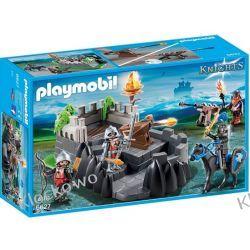 PLAYMOBIL 6627 TWIERDZA RYCERSKA HERBU SMOK - KNIGHTS Z zabawkami