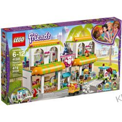 41345 CENTRUM ZOOLOGICZNE (Heartlake City Pet Centre) KLOCKI LEGO FRIENDS