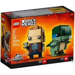 41614 Owen™ i Blue™  KLOCKI LEGO BRICKHEADZ  Harry Potter