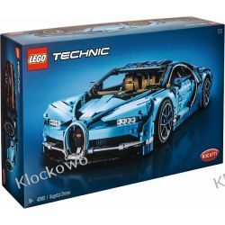 42083 BUGATTI CHIRON KLOCKI LEGO TECHNIC Technic