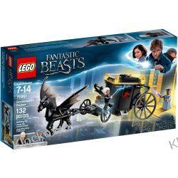 75951 UCIECZKA GRINDELWADA (Grindelwald's Escape) KLOCKI LEGO HARRY POTTER Harry Potter