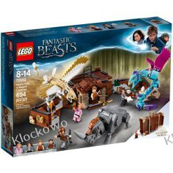 75952 WALIZKA NEWTA (Newt's Case of Magical Creatures) KLOCKI LEGO HARRY POTTER Toy Story
