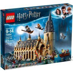 75954 WIELKA SALA W HOGWARCIE (Hogwarts Great Hall) KLOCKI LEGO HARRY POTTER Kompletne zestawy