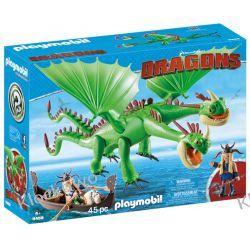 PLAYMOBIL 9458 SZPADKA I MIECZYK Z JOT & WYM- PLAYMOBIL DRAGONS
