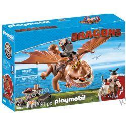 PLAYMOBIL 9460 ŚLEDZIK I SZTUKAMIĘS - PLAYMOBIL DRAGONS