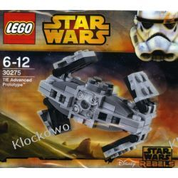 30275 TIE ADVANCED PROTOTYPE - KLOCKI LEGO MINI BUILDS Creator