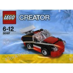 30187 SZYBKIE AUTO KLOCKI LEGO MINI BUILDS